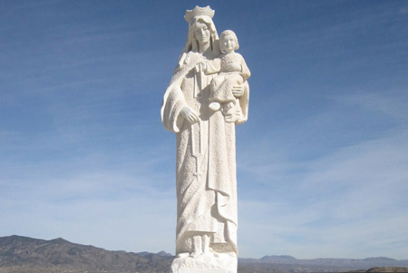 VIEWPOINT OF THE VIRGIN